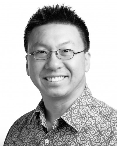 Photo of local comedian Jason Ong