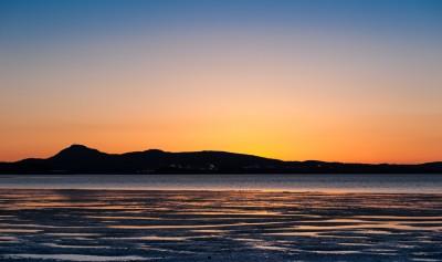 Sunset Padilla Bay