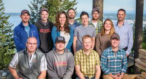 Group Photo Skagit Valley Chuckanut Builders